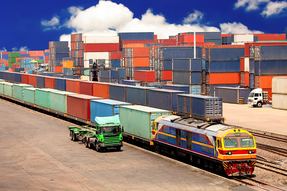 Intermodal Transportation | LCL | FCL | Reefer | Ventilated