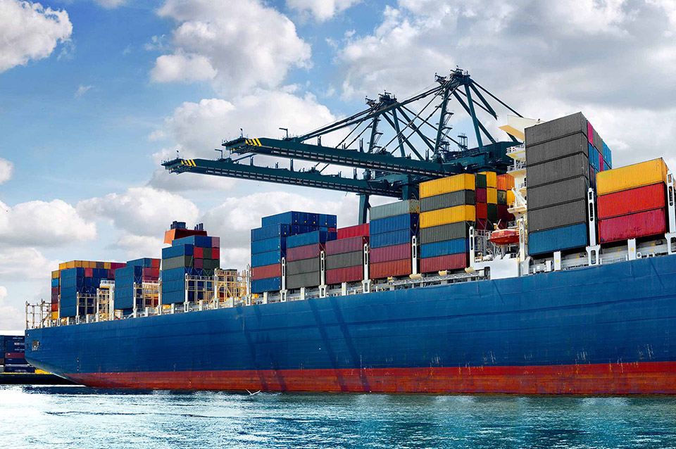 Image result for Sea Freight Services