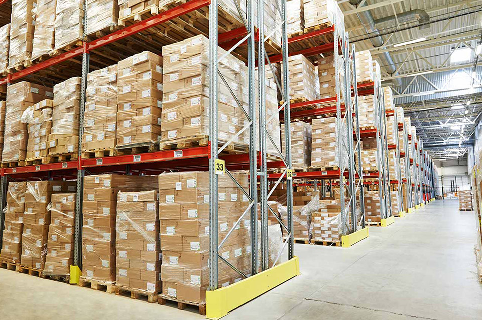 Warehousing And Distribution Warehouse Storage Toronto