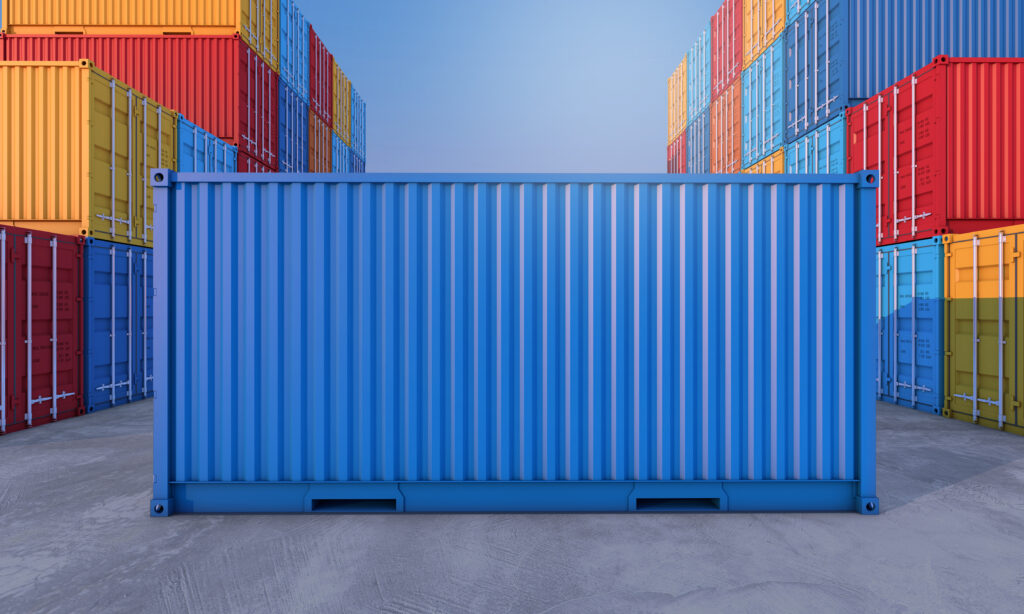 What are shipping container dimensions