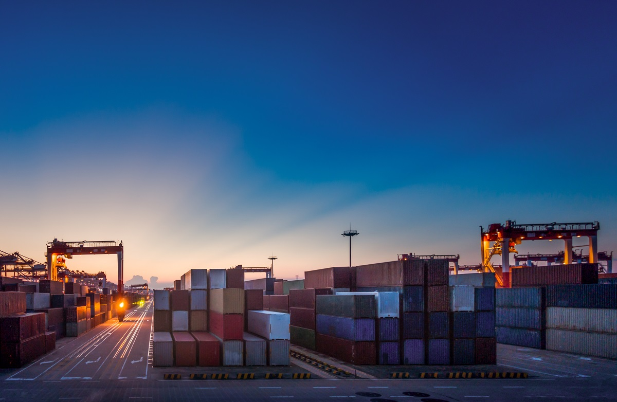 intermodal shipping vs. multimodal shipping
