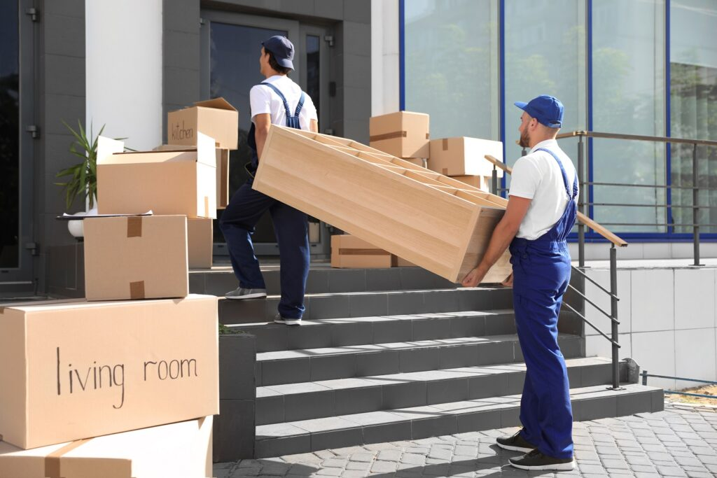How Much Does Household Moving Cost