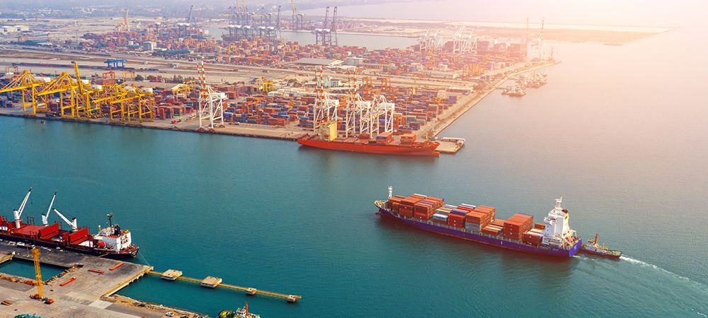 ocean freight is calculated