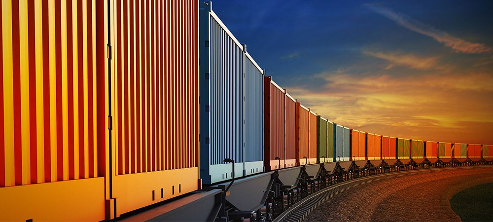shipping container size
